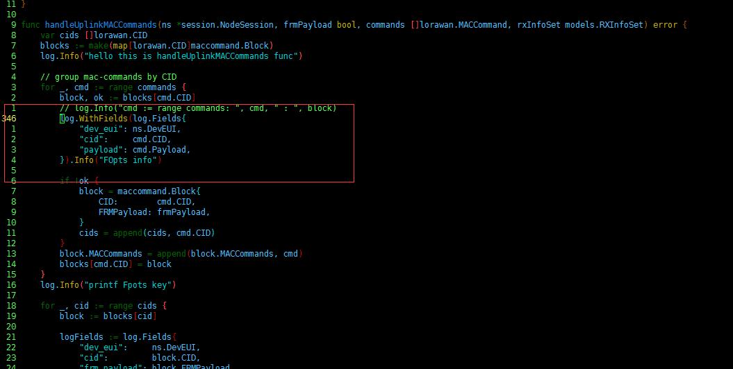 uplink's mac-commands
