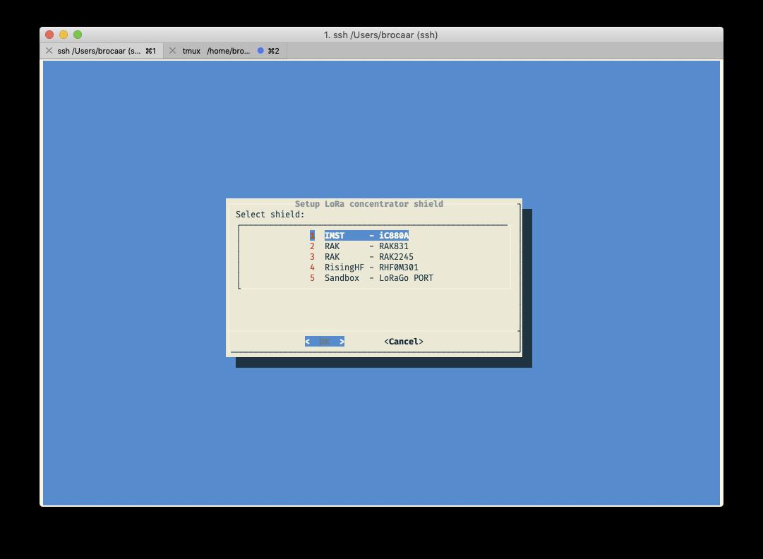 Raspberry Pi + RAK2245 (RAK2243) - Gateways - LoRa Server forum