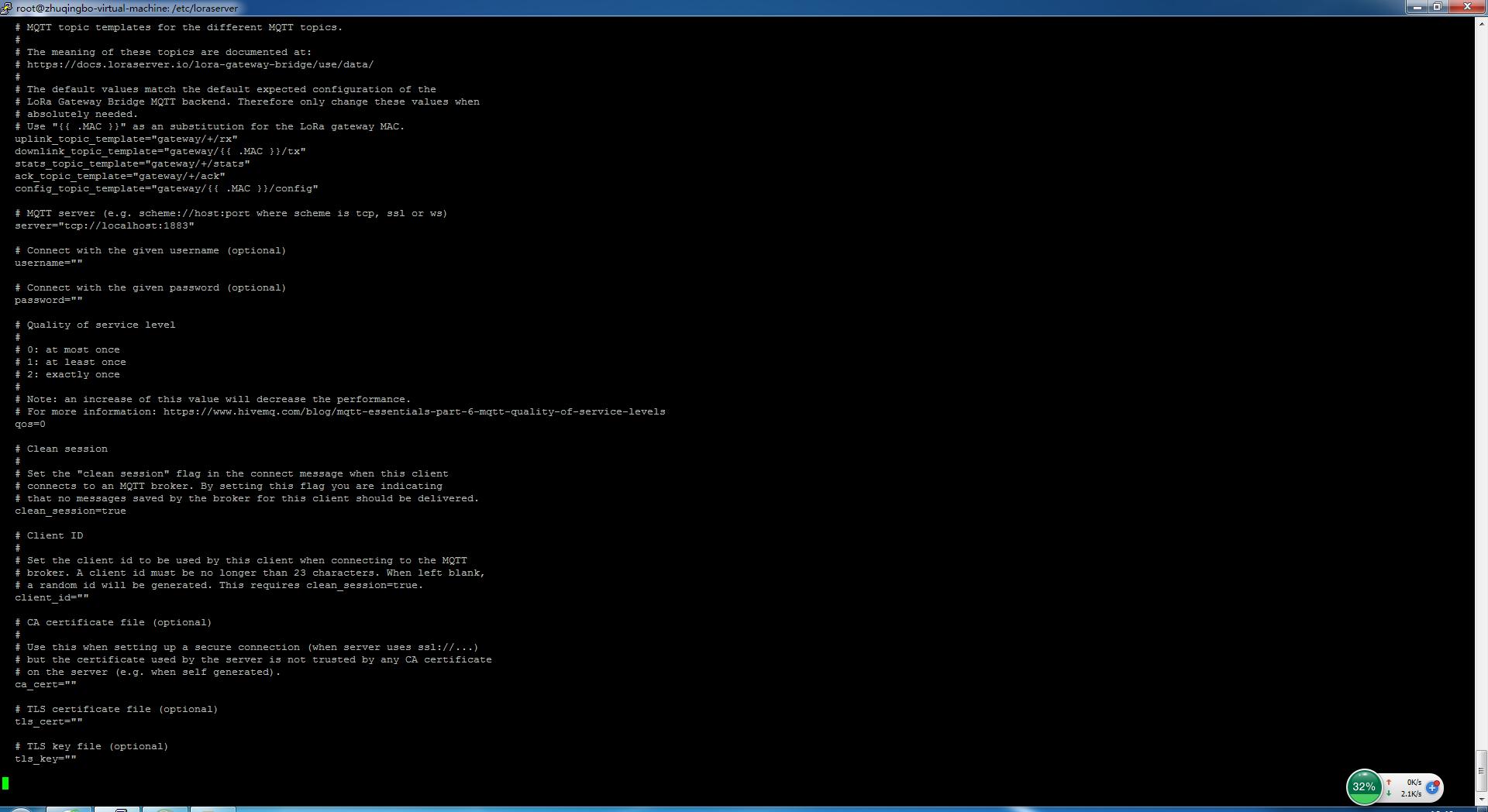 Lora App Server UI Problem - Setup and configuration - LoRa Server forum